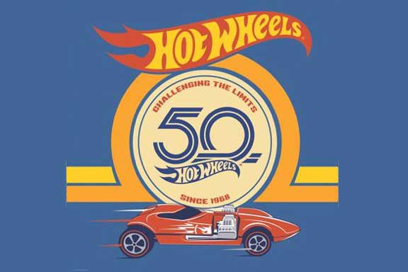 Hot Wheels is celebrating 50 years